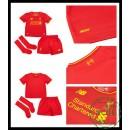 Criar Camisas Futebol Liverpool Infantil 2016/2017 I Mais Barato Online