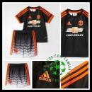 Camisa Futebol Manchester United 2015-2016 Iii Infantil