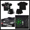 Camisas De Futebol Chelsea 2015-2016 Iii Infantil