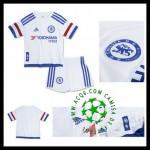 Camisas Futebol Chelsea 2015 2016 Ii Infantil