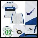 Camisas Futebol Inter De Milão 2015 2016 Ii Infantil