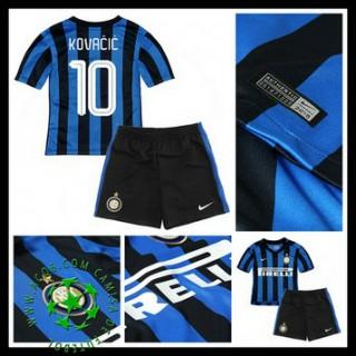 Camisas Inter De Milão (10 Kovacic) 2015-2016 I Infantil