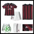 Camisa De Futebol Ac Milan 2015-2016 I Infantil