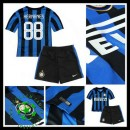 Camisa Du Futebol Inter De Milão (88 Hernanes) 2015/2016 I Infantil
