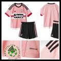 Camisa Futebol Juventus 2015/2016 Ii Infantil