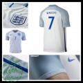 Camisa De Futebol Inglaterra Walcott Euro 2016/2017 I Masculina