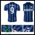 Camisas Futebol Inter De Milão (9 Icardi) 2015-2016 I Masculina