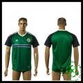 Comprar Camisa Futebol Irlanda Do Norte Masculina 2016-2017 I Loja On-Line