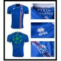 Compra De Camisa Futebol Islândia Masculina Euro 2016/2017 I Loja On-Line
