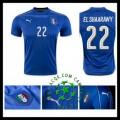 Comprar Uniforme De Futebol El Shaarawy Itália Masculina 2016/2017 I Loja On-Line