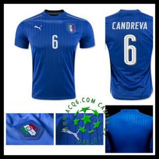 Compra Uniforme De Futebol Candreva Itália Masculina 2016 2017 I Mais Barato Online