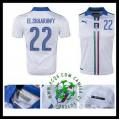 Comprar Uniformes De Futebol El Shaarawy Itália Masculina 2016-2017 Ii Loja On-Line