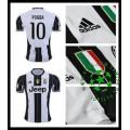 Camisa De Futebol Juventus Pogba 2016-2017 I Masculina