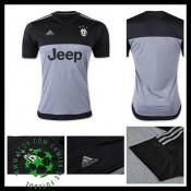 Camisas De Futebol Juventus Goleiro 2015-2016 I Masculina