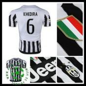 Camisa Juventus (6 Khedira) 2015-2016 I Masculina
