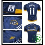 Comprar One Camisa Futebol Zardes La Galaxy Masculina 2016 2017 Ii Loja On-Line