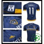Comprar One Camisa Futebol Zardes La Galaxy Masculina 2016 2017 Ii Loja  On-Line 52f68e73f8503