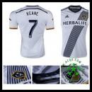 Camisetas La Galaxy (7 Keane) 2015 2016 I Masculina