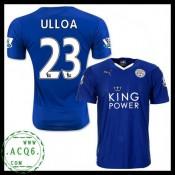 Provedor Camisas Futebol Ulloa Leicester City Masculina 2015/2016 I Loja On-Line
