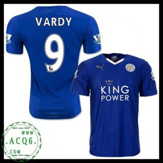 Compra Camisas De Futebol Vardy Leicester City Masculina 2015 2016 I Mais Barato Online