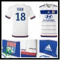 Camisa De Futebol Olympique Lyonnais Fekir 2015-2016 I Masculina