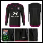 Camisas Futebol Olympique Lyonnais Goleiro 2015 2016 I Masculina