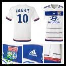 Camisas Futebol Olympique Lyonnais Lacazette 2015-2016 I Masculina