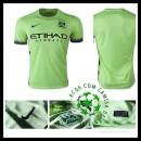 Camisas Futebol Manchester City 2015-2016 Iii Masculina