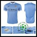 Camisas Futebol Manchester City 2015 2016 I Masculina