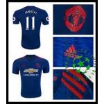 Camisas Du Futebol Manchester United Januzaj 2016-2017 Ii Masculina