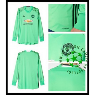 Camisas Futebol Manchester United 2016 2017 Ii Goleiro