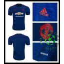 Camisas De Futebol Manchester United 2016 2017 Ii Masculina