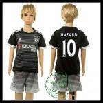 Chelsea Camisa Futebol Hazard 2015 2016 Iii Infantil