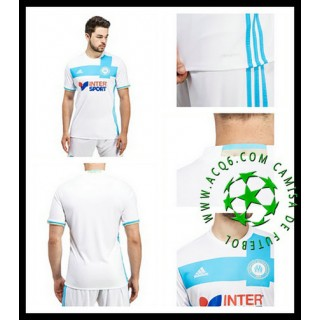 Camisa Olympique Marseille 2016/2017 I Masculina