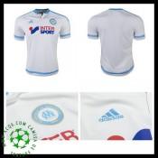 Uniforme De Futebol Olympique De Marseille 2015 2016 I Masculina 7ebd67608f00f