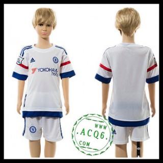 Chelsea Camisas De Futebol 2015/2016 Ii Infantil