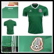 Camisa México 2016/2017 I Masculina