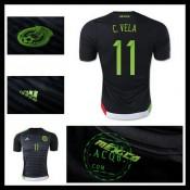 Camisa México (11 C.Vela) 2015/2016 I Masculina