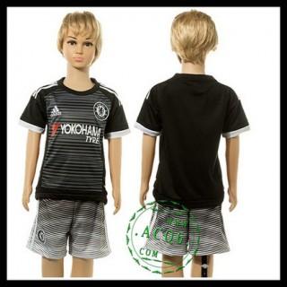 Chelsea Camisa De Futebol 2015 2016 Iii Infantil