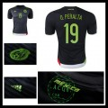 Camisas Futebol México (19 O.Peralta) 2015-2016 I Masculina