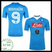 Promo Camisetas Higuain Napoli Masculina 2015-2016 I Mais Barato Online