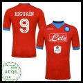 Cargas Camisas Futebol Higuain Napoli Masculina 2015/2016 Iii Loja On-Line