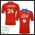 Framework Camisas De Futebol Insigne Napoli Masculina 2015 2016 Iii On-Line