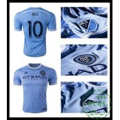 Comprar Camisas Mix New York City Fc Masculina 2016-2017 I Loja On-Line