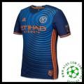 Loja Camisas Futebol New York City Fc Masculina 2016-2017 Ii Mais Barato Online