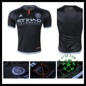 Uniformes Futebol New York City Fc 2015-2016 Ii Masculina