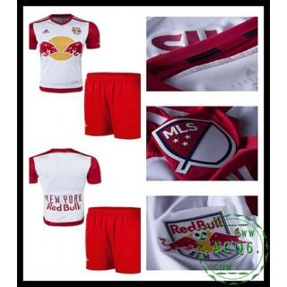 Comprou Camisetas New York Vermelho Bulls Infantil 2016 2017 I Online Store