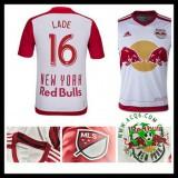 Camisas Futebol New York Vermelho Bulls (16 Lade) 2015 2016 I Masculina