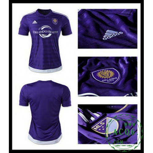 bac288ca97b22 Compra Camisa Futebol Orlando City Feminina 2016 2017 I Loja On-Line ...