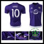 Uniforme De Futebol Orlando City (10 Kaka) 2015/2016 I Masculina